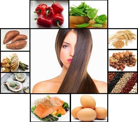 Витамин B12 в ампулах для волос