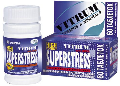 «Суперстресс» марки Витрум