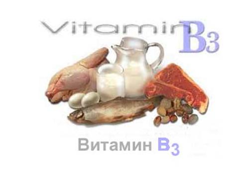 витамин в3 для чего нужен организму