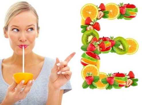 Для чего ещё полезен витамин E