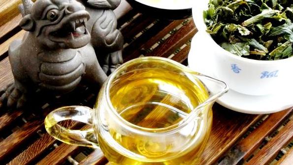 чай улун оолонг