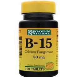 B-15 Calcium Pangamate