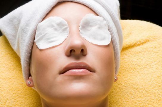 витамин к маска для глаз