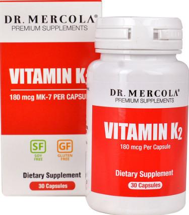 Dr. Mercola витамин к2