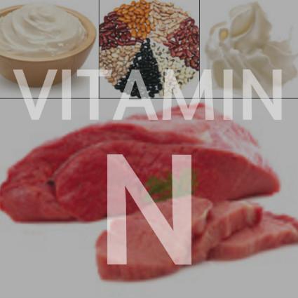 Витамина N липоевая кислота